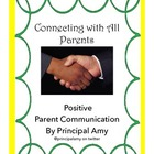 A Guide to Connecting with All Parents: A Literacy Coaching Tool