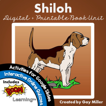 A Guide to use with Shiloh