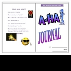 A-Ha Journal