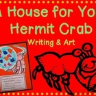 A House for Your Hermit Crab writing art
