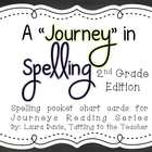 "A ""Journey"" in Spelling: 2nd Grade Edition (Journeys Common Core)"