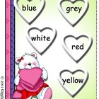 A Lovely Day Colors File Folder Game