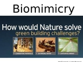 "A New Science, BioMimicry, Asks, ""How would nature design"