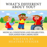 A Non-Fiction Book About Medical Conditions & Disabilities