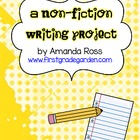 A Non-Fiction Writing Project {K-4}