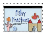 A Not So Wimpy File Folder Game: Fishy Fractions