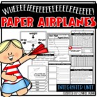 A Paper Airplane Unit: An Integrated Literacy, Math & Scie