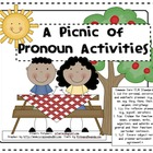 A Picnic of Pronoun Activities