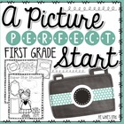 Picture Perfect Start: First Grade {Back to School Memory