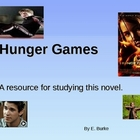 A Resource For the Novel,  Hunger Games