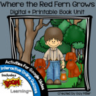 A Resource Guide to use with Where the Red Fern Grows