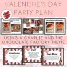A Scrumpdillyicious Valentine's Party