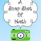 A Snap Shot Math Center