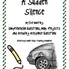 """A Sudden Silence"", by Eve Bunting, Comp. Questions and Projects"