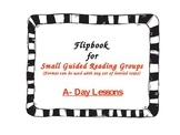 A Teacher's Guide to Small Group Reading Instruction