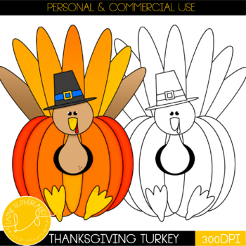A Totally Silly Thanksgiving Turkey Freebie