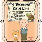 A Treasure Of A Unit For 2nd Grade: Mr. Putter And Tabby P