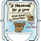A Treasure Of A Unit For 2nd Grade: Splish! Splash! Animal Baths