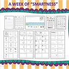 "A Week of ""Smartness"" -A  Week of Smartlessons – Letter Kk"