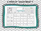 "A Week of ""Smartness"" -A  Week of Smartlessons – Letter Pp"