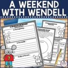 A Weekend With Wendell Guided Reading Unit by Kevin Henkes