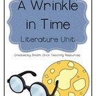 A Wrinkle in Time, by M. L'Engle, HUGE Literature Unit, 72