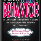 A Year of Positive Behavior- Classroom Management that Foc