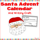 A letter to Santa Craftivity