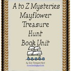 A to Z Mysteries : Mayflower Treasure Hunt