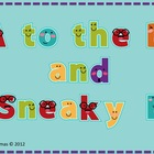 "A to the B and ""Sneaky E"""