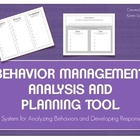 ABC Behavior Analysis and Intervention Design Forms