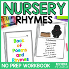 ABC Book of Nursery Rhymes & Poems