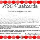 ABC Colored Flashcards