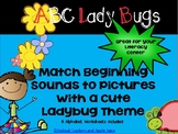 ABC Ladybugs