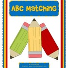 ABC Matching - Uppercase and Lowercase