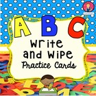 ABC Practice Cards