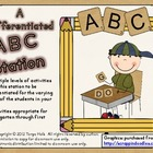 ABC Station: A Differentiated Station for Kindergarten and