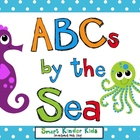 ABCs By the Sea for SMARTboard - Oceans of Alphabet Fun Al