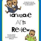 ABC's of Language Arts: A Year in Review