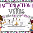 {ACTION! ACTION} fun with VERBS!