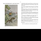 AESOP FOR CHILDREN - FULL COLOR ILLUSTRATED 80 PAGES