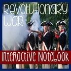 AMERICAN REVOLUTION- Social Studies Notebooking- COMPLETE UNIT
