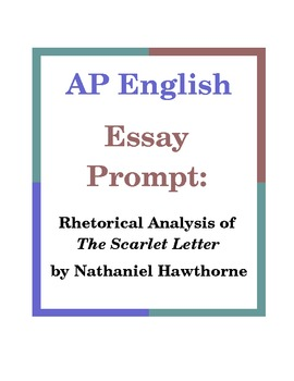 ap lang analysis essay prompts Ap® english language and composition college board, advanced placement program then write an essay in which you compare and contrast how each writer.