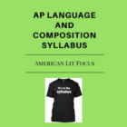 AP Language and Composition (Am. Lit. Focus) College Board