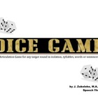 ARTICULATION DICE GAME