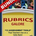 "RUBRICS & MORE RUBRICS  - ""It's Your Call"""