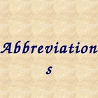 Abbreviations and Review