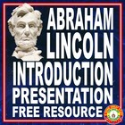 Abraham Lincoln Quotes and Biographical Information PowerP