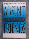 Absent Friends (Advance Reading Copy)