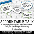 Accountable Talk Productive Discussions & Collaborations P